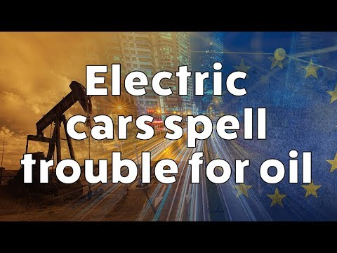 Electric Cars Spell Trouble for Oil - A look at the impact of electric vehicles on refiners