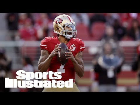 Colin Kaepernick Named NFLPA's Community MVP For Charitable Efforts | SI Wire | Sports Illustrated