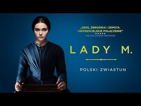 LADY M. - oficjalny zwiastun pl; w kinach od 30 czerwca!