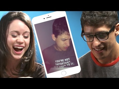Thumbnail: This Girl Snapchatted Her Boyfriend Sleep Talking For Six Months