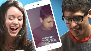 This Girl Snapchatted Her Boyfriend Sleep Talking For Six Months Mp3