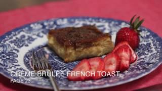 Crème Brûlée French Toast - Linda Jerome