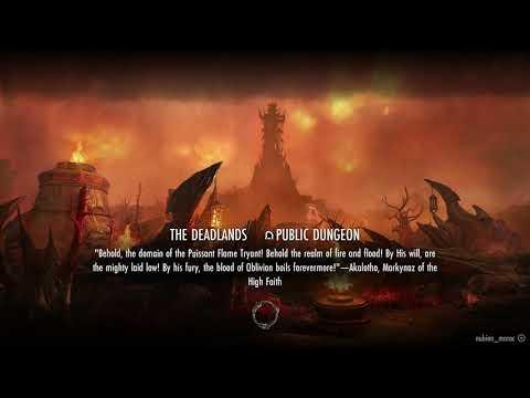 Elder Scrolls Online Blackwood Deadlands  