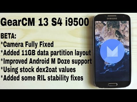 Resurrection Remix ROM for the Galaxy S4 i9500-updated review! by