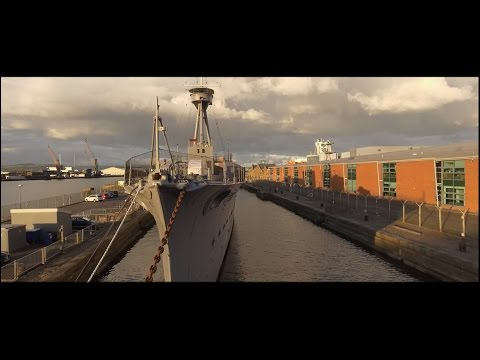 HMS Caroline 2017
