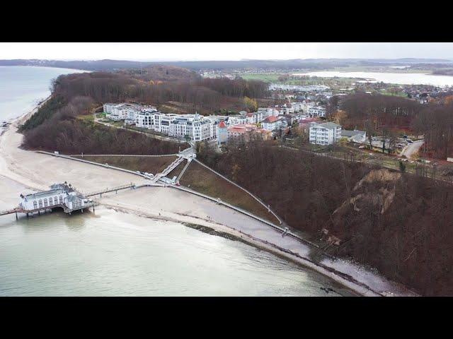 Abbruch bei Sellin: Hangrutsch schon lange befürchtet | Panorama 3 | NDR