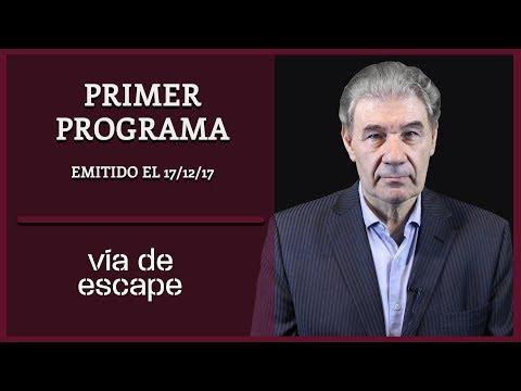 Vía de Escape | El nuevo programa de Víctor Hugo Morales - 1ra Emisión