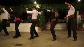 Cretan night, sirtaki, Greek dances. Критский вечер, сиртаки, греческие танцы.