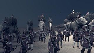 Rome 2 Total War: Пешие парфянские лучники.