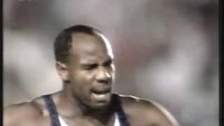 Weltrekord Mike Powell 8,95 im Weitsprung