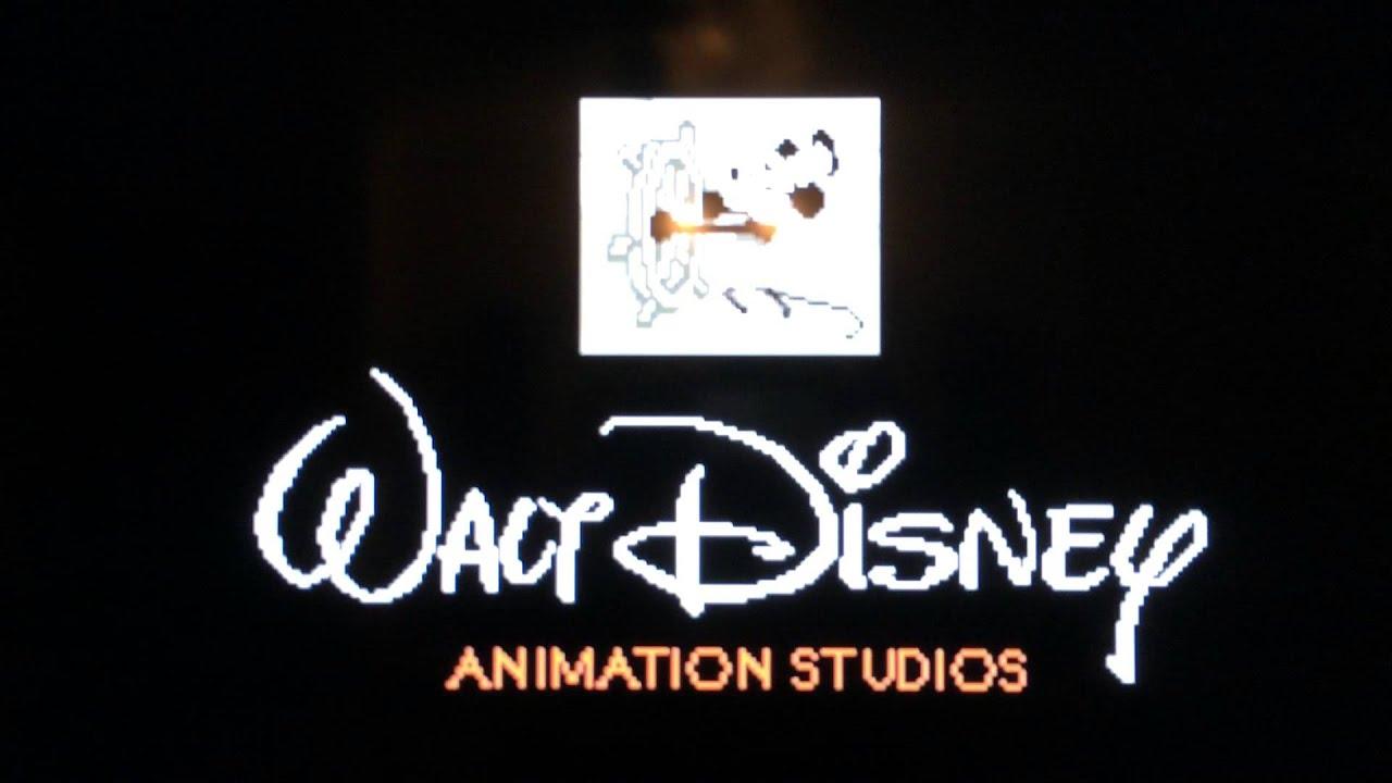 Walt disney animation studios logo wreck it ralph