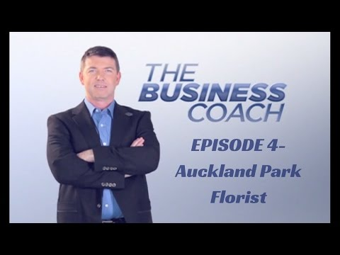 The Business Coach - Episode 4: Auckland Park Florist