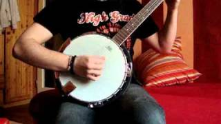 Dropkick Murphys - State of Massachusetts (Banjo Cover)