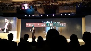 What is Android One? Sundar Pichai explains