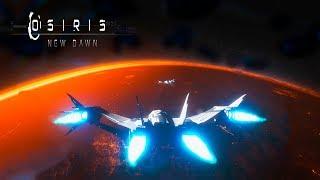 НОВАЯ АДСКАЯ ПЛАНЕТА! • Osiris new dawn • КООП#9
