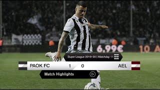 Τα στιγμιότυπα του ΠΑΟΚ-ΑΕΛ - PAOK TV