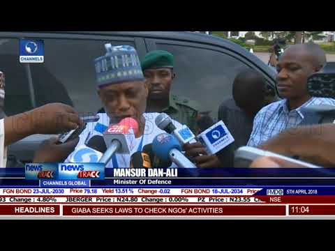 President Buhari Approves $1bn For Purchase Of Military Equipment