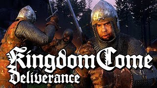 Kingdom Come Deliverance Gameplay German #08 - Detektivarbeit
