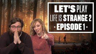 Let S Play Life Is Strange 2 Episode 1 ROADS