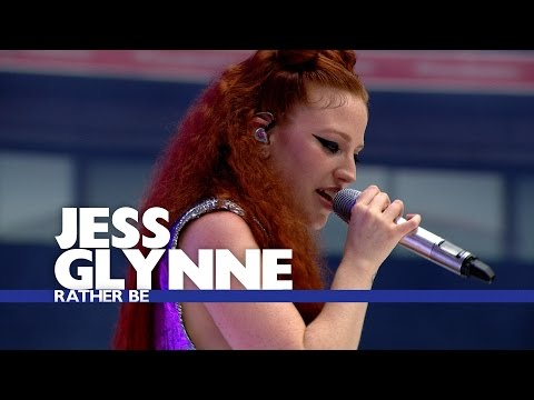 Jess Glynne - 'Rather Be' (Live At The Summertime Ball 2016)