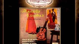 Manolo Escobar - Sevilla La Novia (Tanguillo) (VintageMusic.es)