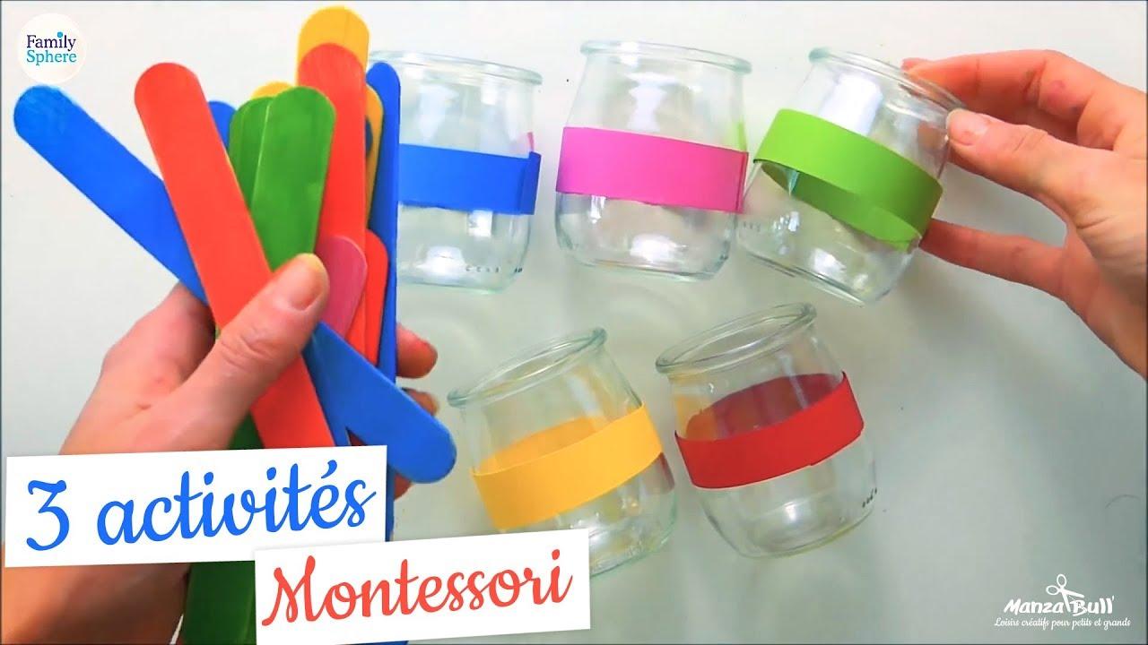 3 activit s montessori pour les petits familysph re. Black Bedroom Furniture Sets. Home Design Ideas
