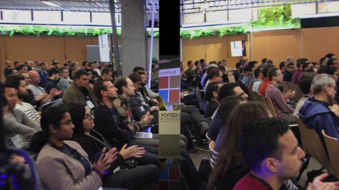 Voxxed Days Micro Services (21 - 23 Oct 2019 in Paris)