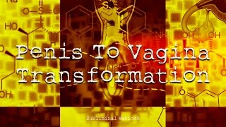 Penis To Vagina Transformation MTF HRT LGBT Transgender Subliminals Frequencies Biokinesis Hypnosis