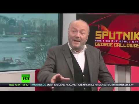 SPUTNIK 170: George Galloway Interviews Peter Ford