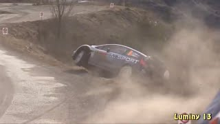 Rallye Monte Carlo 2015 Best of crash and show