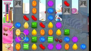 Candy Crush Saga Level 442 No Boosters