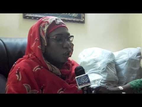 IASS MDB POROKHANE 2018 Entretien avec la Directrice Madame SIMAKHA