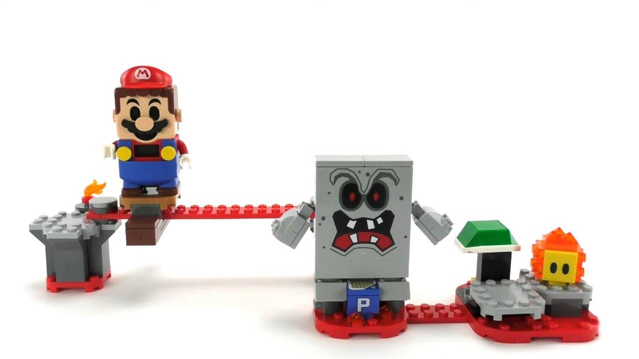 Erweiterungsset LEGO® Super Mario 71364 Wummps Lava-Ärger