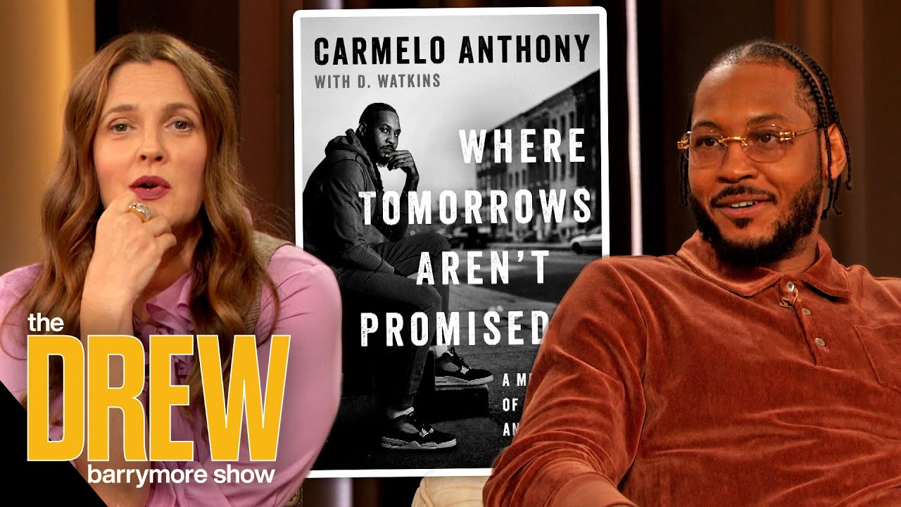 Carmelo Anthony on Why He Started Foundation:
