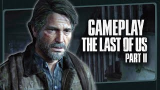 Apresentação ESPECIAL de THE LAST OF US PART II - TLOU 2 Gameplay
