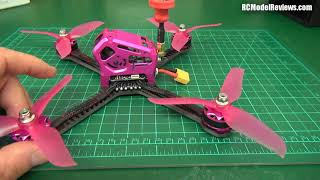 Mini-review: GT 220mm Fire Dancer FPV racing drone (BNF) from GearBest.com
