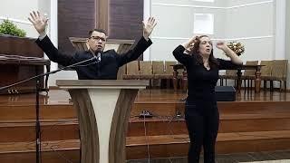 IP Arapongas - Pr Donadeli - A Primeira Pergunta de Deus ao Homem - Genesis 3:1-15