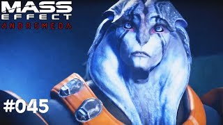 MASS EFFECT ANDROMEDA #045 - Das Gewölbe - Let's Play Mass Effect Andromeda Deutsch / German