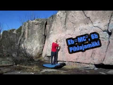 Six Addicts - Bouldering in Helsinki Area
