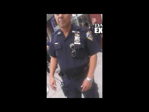 Choking of Eric Garner [WITH UNSEEN FOOTAGE] - Staten Island, New York - July 17th 2014