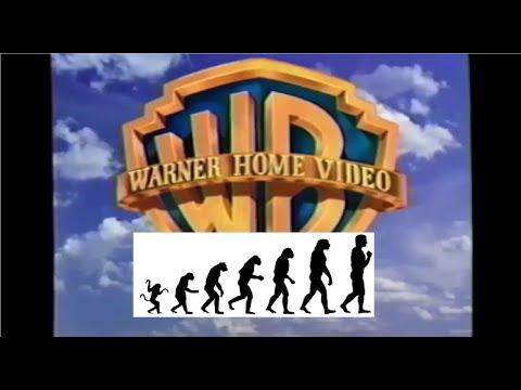 Logo Evolution: Warner Home Video (1980-present)