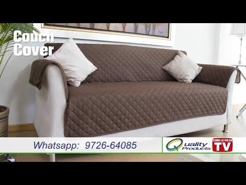 fundas para sofa en peru blacksmith 2018 protector de couch cover quality products youtube