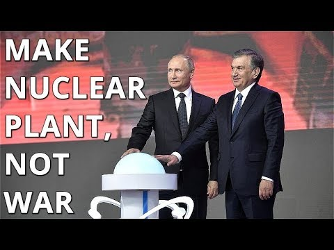 SUCCESS! Russia And Uzbekistan Hail $11b Atomic Plant Project During Putin Visit