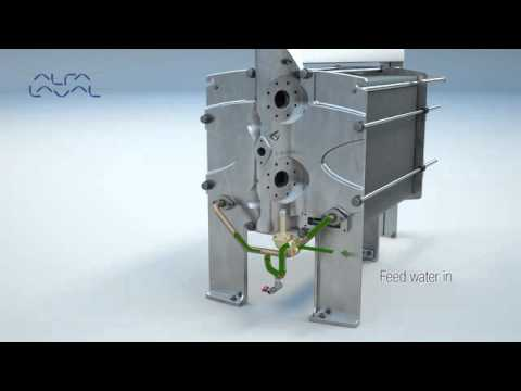 AQUA freshwater generator
