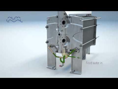 Alfa laval fresh water generator aqua Уплотнения теплообменника Машимпэкс (GEA) LWC 100M Пенза