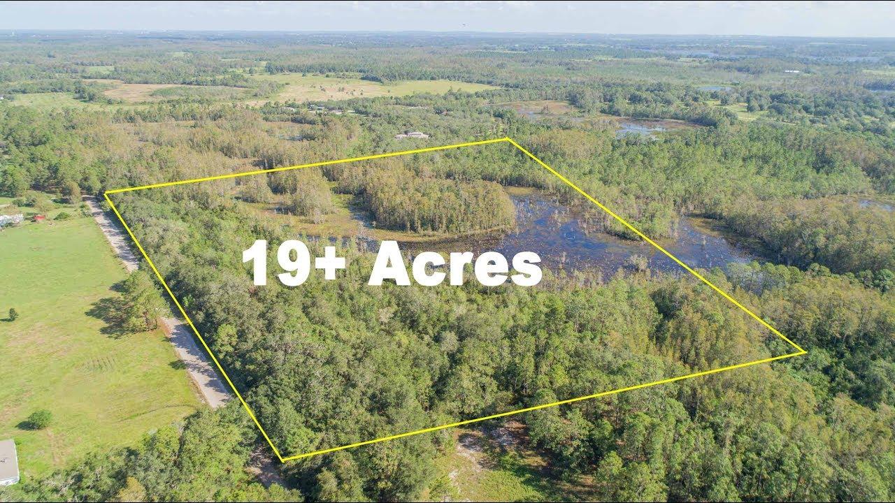 19 Acre Land Los Robles Rd Groveland Fl Dawn Giachetti