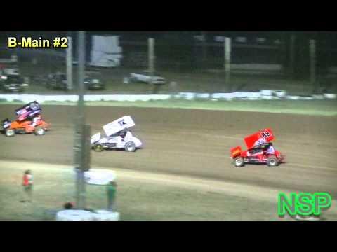 7-16-2012 Ascs Northwest Region B-Mains 1 & 2 Southern Oregon Speedway