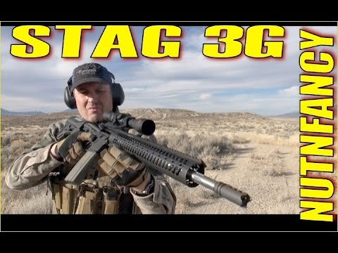 Stag 3G (Stag AR-15) Full Review by Nutnfancy