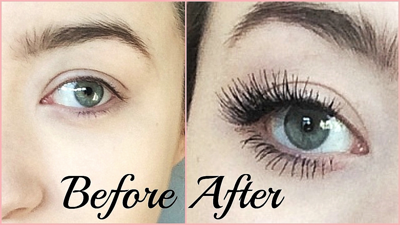 Eyelash Extensions At Home Cheap Quick Easy Youtube