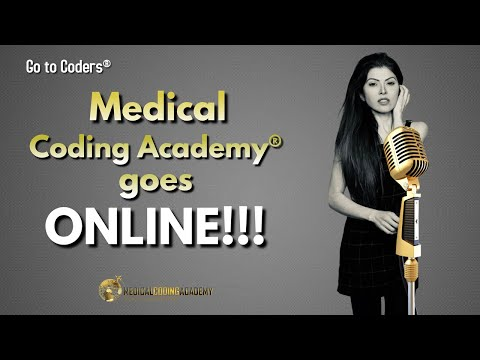 Introducing: Medical Coding Academy Online!
